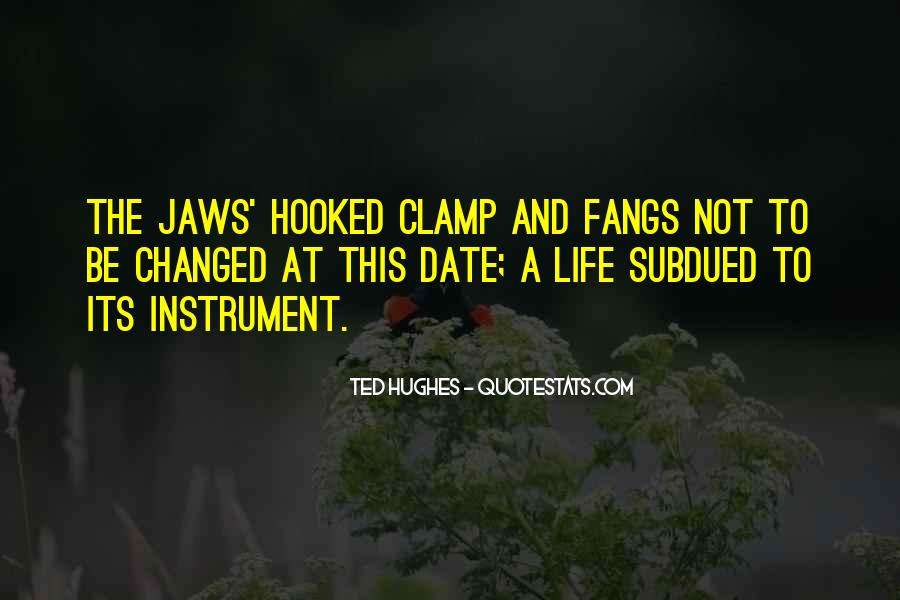 Quotes About Jaws #399977