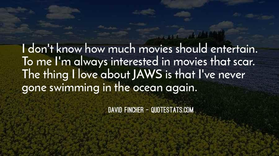 Quotes About Jaws #409424
