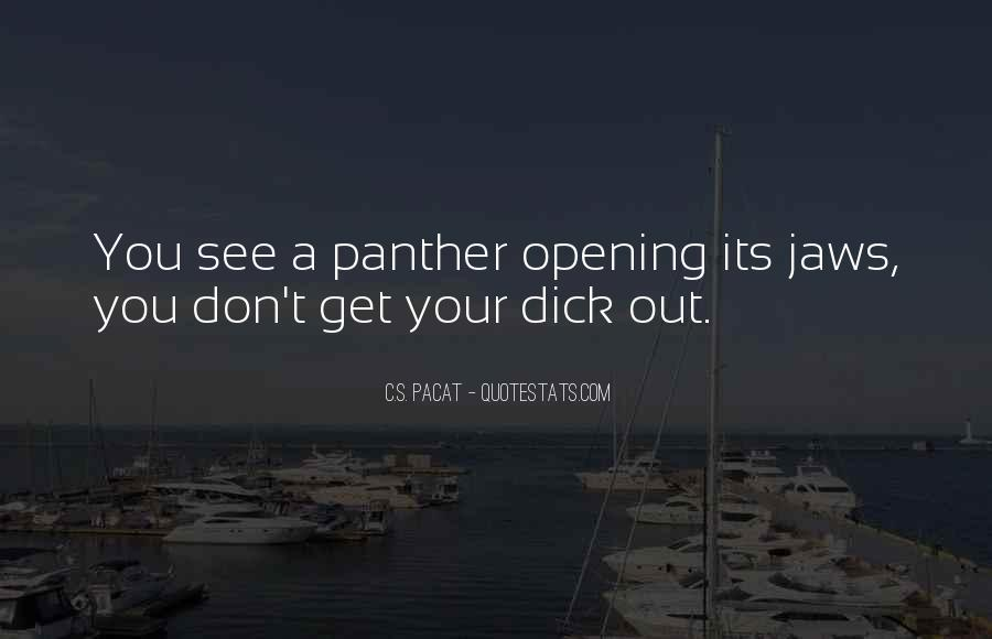 Quotes About Jaws #518118