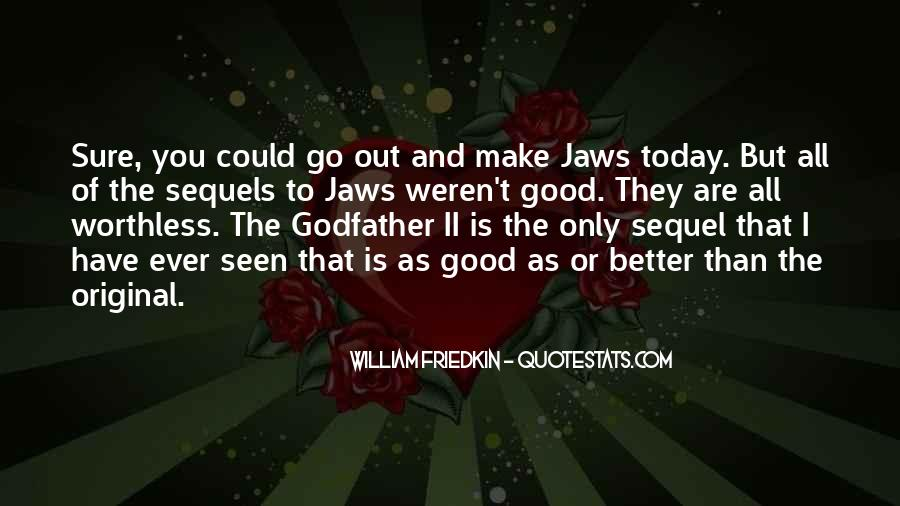 Quotes About Jaws #555384