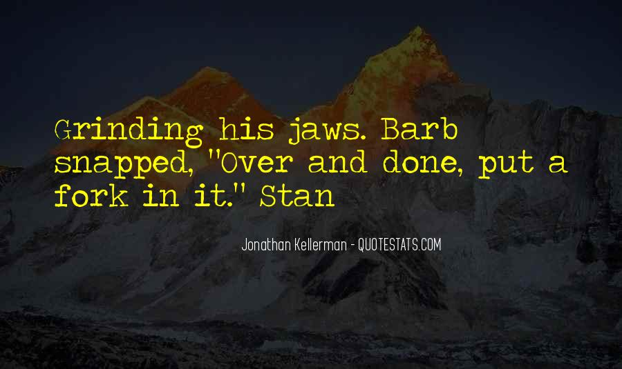 Quotes About Jaws #645745