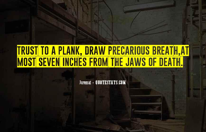 Quotes About Jaws #699945