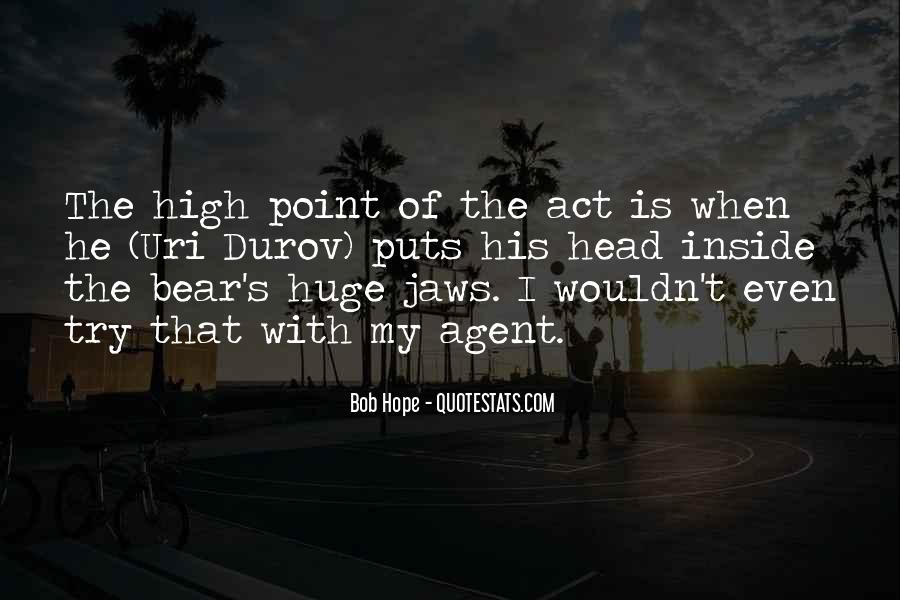 Quotes About Jaws #864088