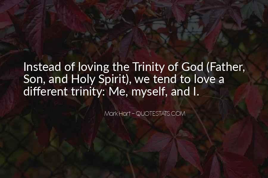 Quotes About The Most Holy Trinity #179084