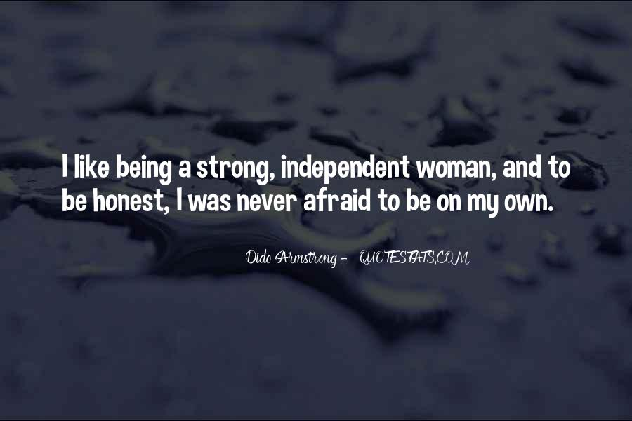 Quotes About Strong Independent Woman #869471