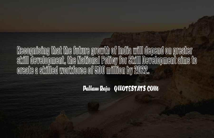 Quotes About Skill Development #1054644