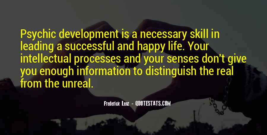 Quotes About Skill Development #1093757