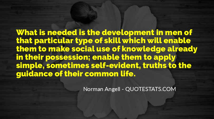 Quotes About Skill Development #1224913