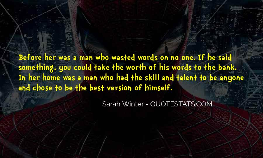 Quotes About Skill Development #1443307