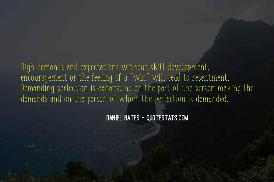 Quotes About Skill Development #1548359