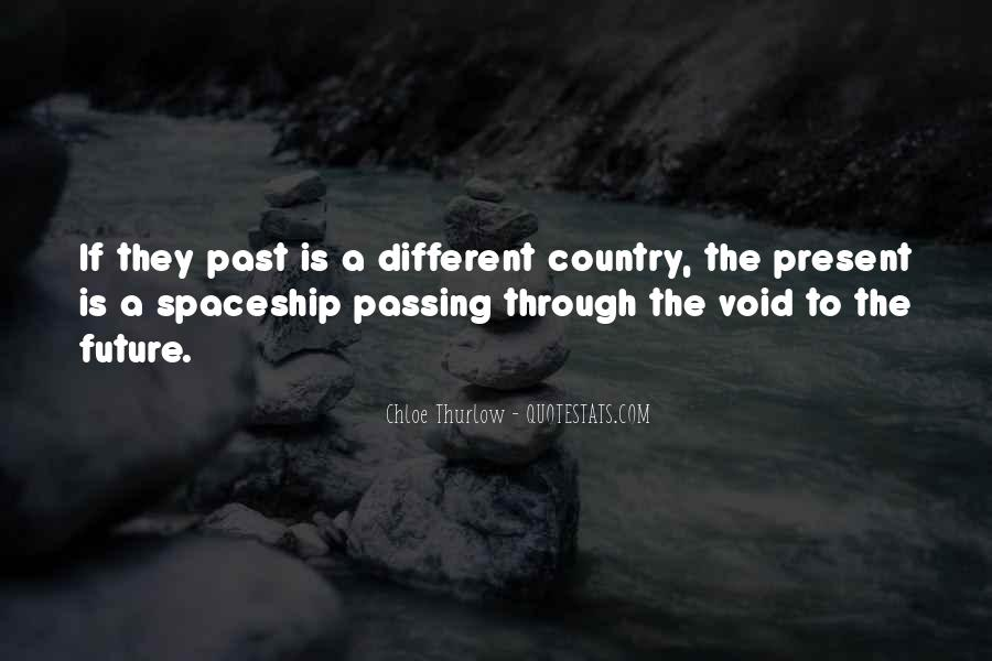 Quotes About Passing Through #196384