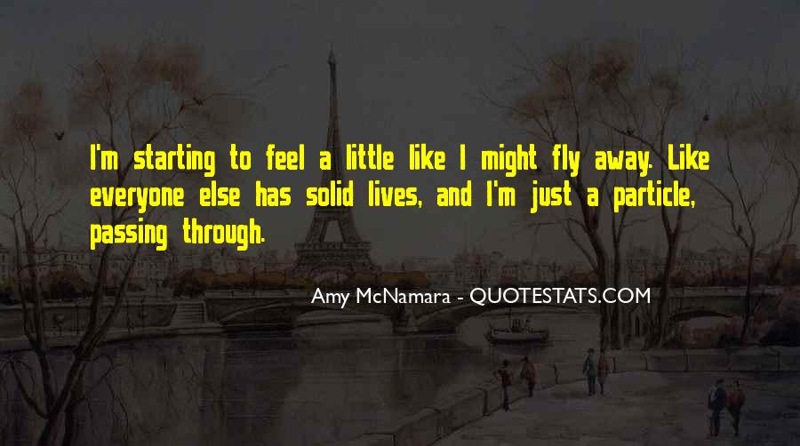 Quotes About Passing Through #302701