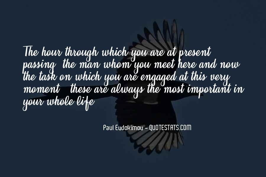 Quotes About Passing Through #543984