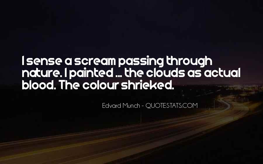 Quotes About Passing Through #583966