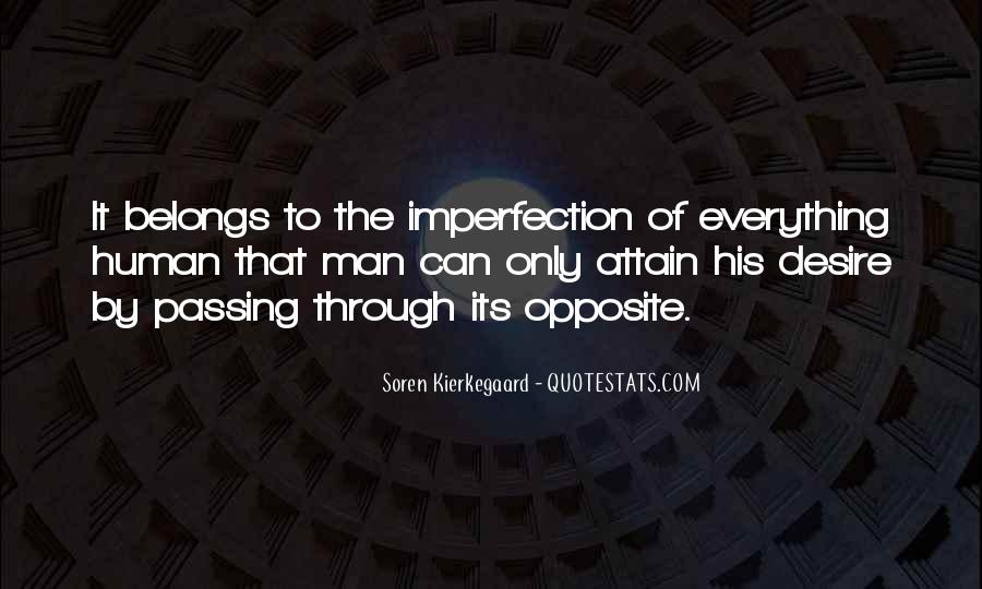 Quotes About Passing Through #592770
