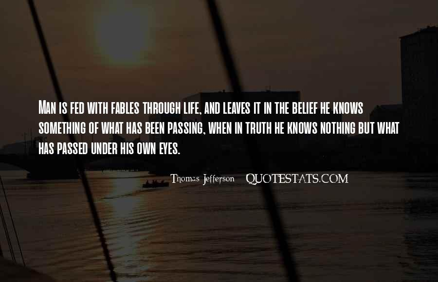 Quotes About Passing Through #671038