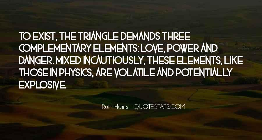 Quotes About Physics And Love #1332798