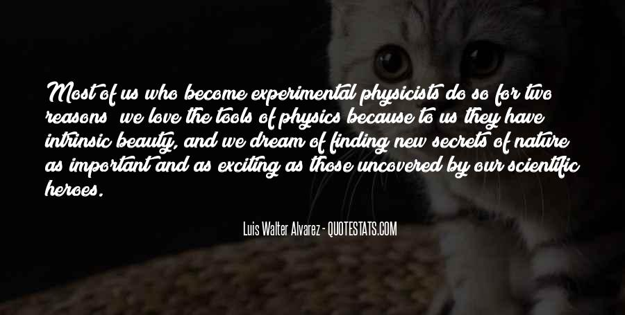 Quotes About Physics And Love #571454