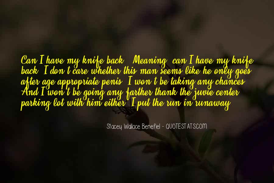 Quotes About Needy Family #1854642