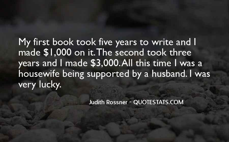 Quotes About Lucky Husband #138997