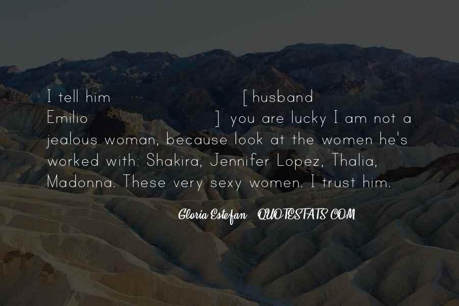 Quotes About Lucky Husband #1620115