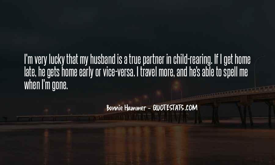 Quotes About Lucky Husband #29323