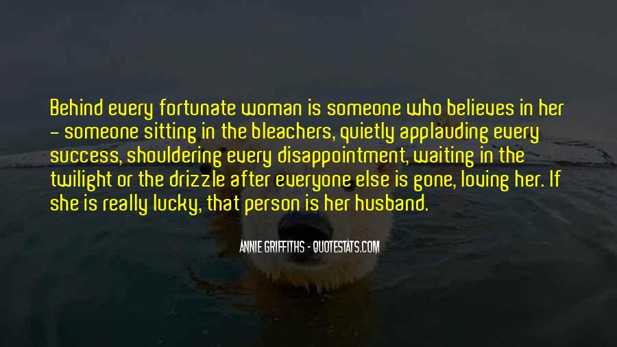 Quotes About Lucky Husband #477380