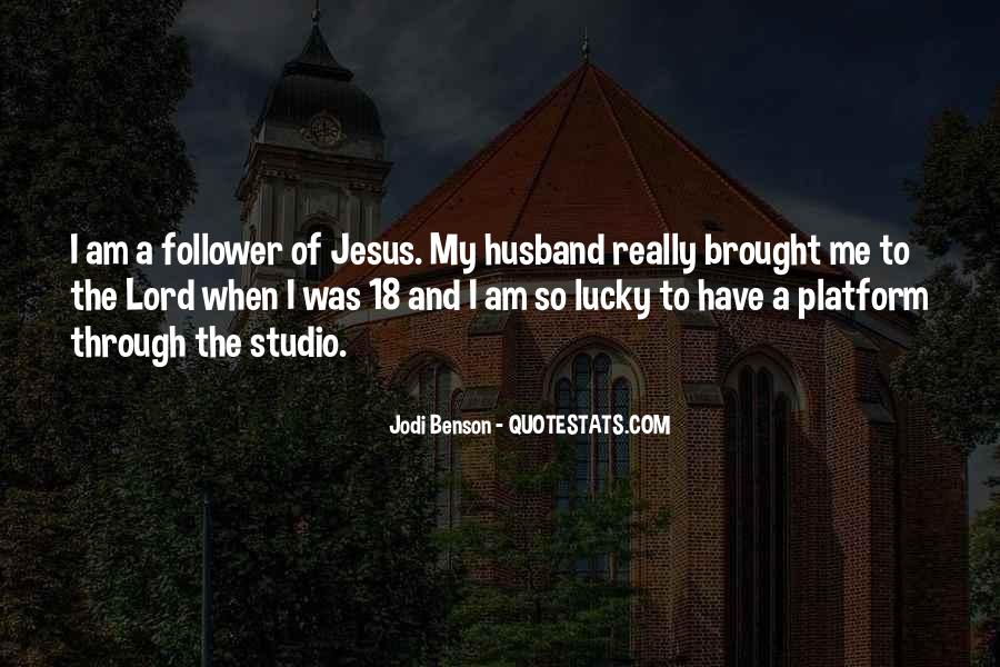 Quotes About Lucky Husband #74719