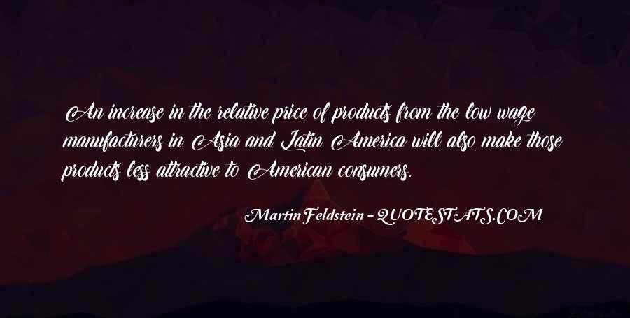 Quotes About Price Increase #1211934