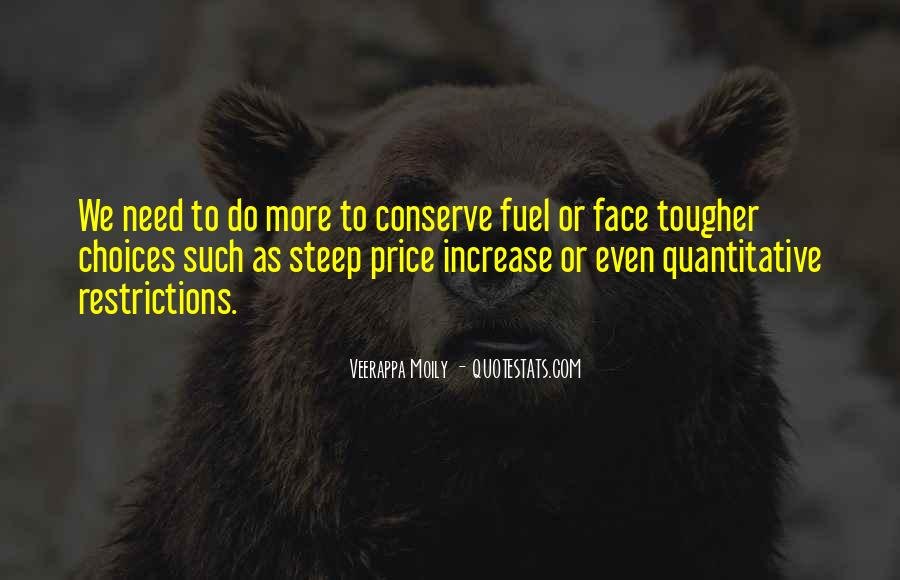 Quotes About Price Increase #1444063