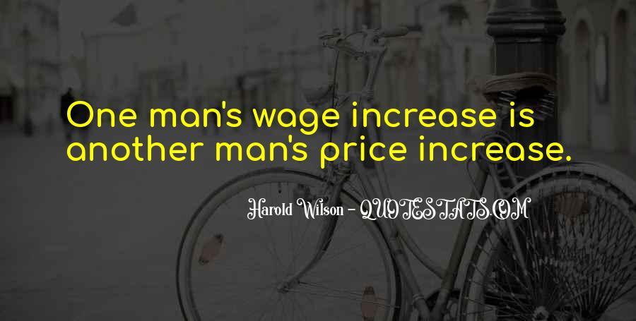 Quotes About Price Increase #168965