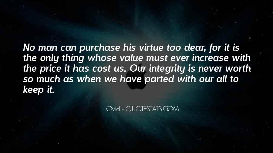 Quotes About Price Increase #1707488