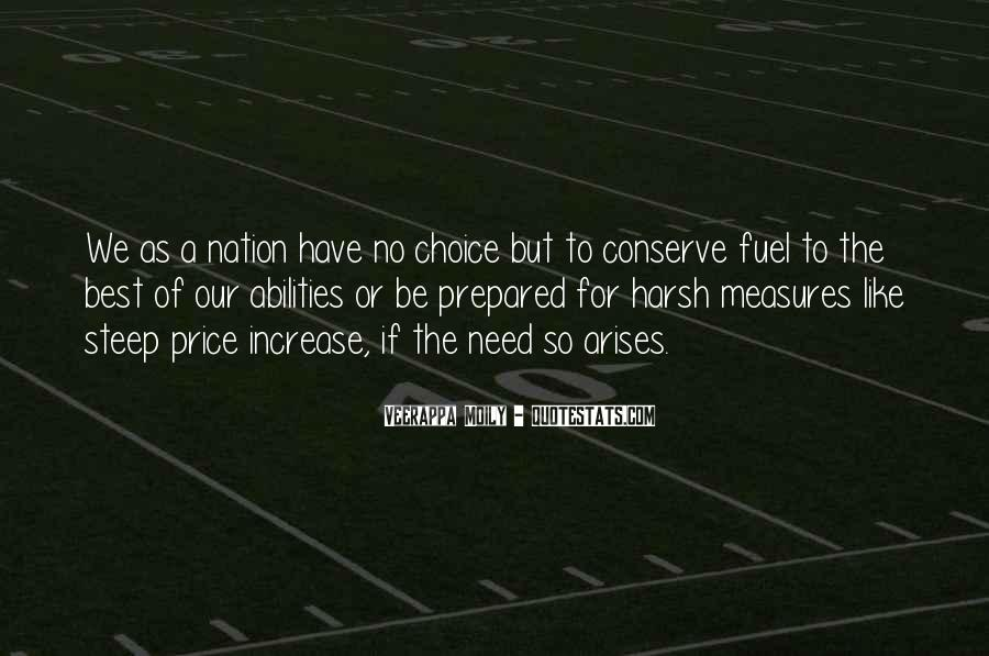 Quotes About Price Increase #192242