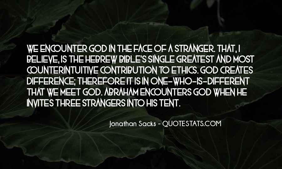 Quotes About Jonathan In The Bible #1001247