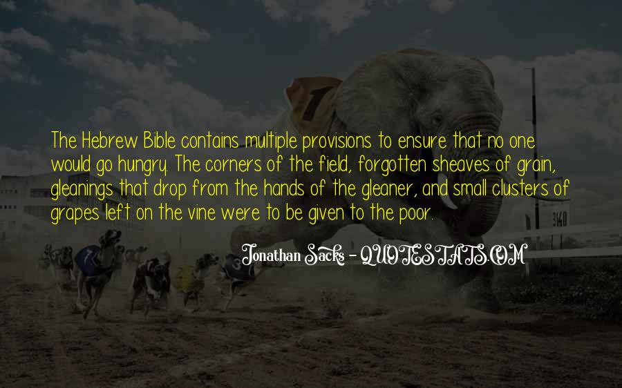 Quotes About Jonathan In The Bible #1465316