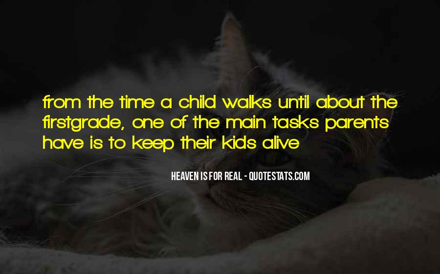 Quotes About Parents In Heaven #1587480