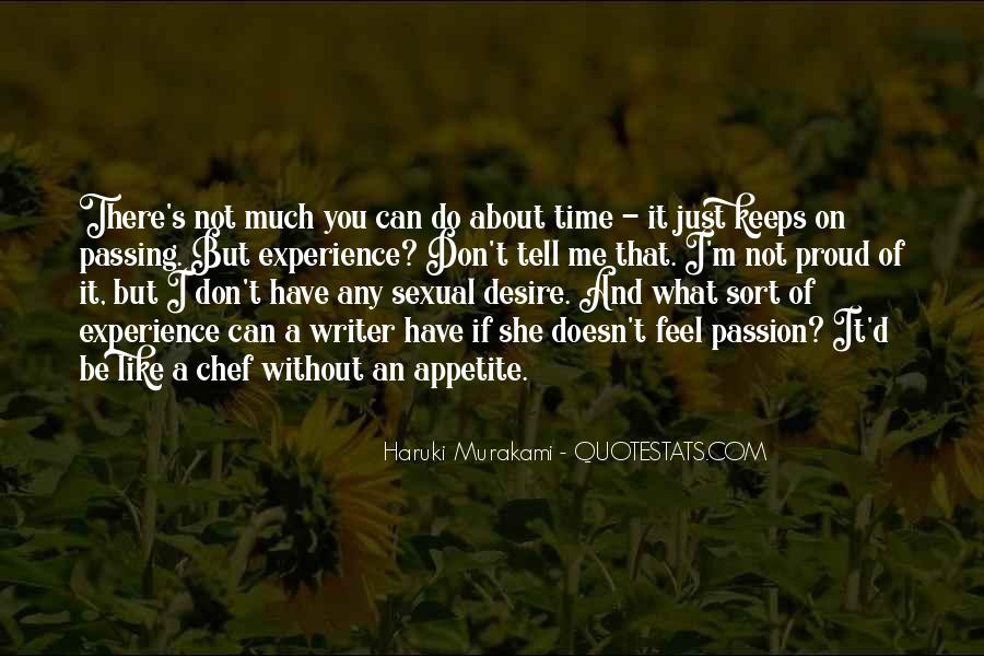 Quotes About Passing It On #1012046