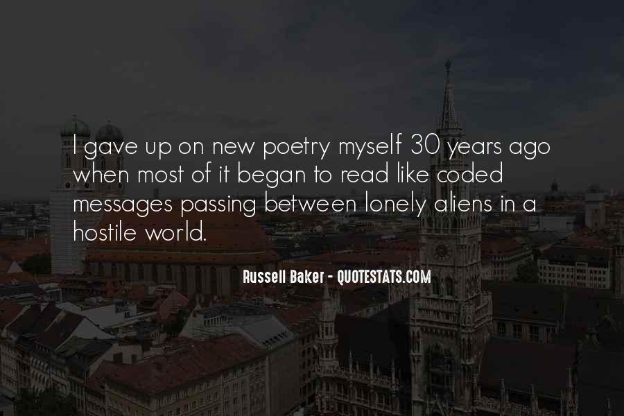 Quotes About Passing It On #243240