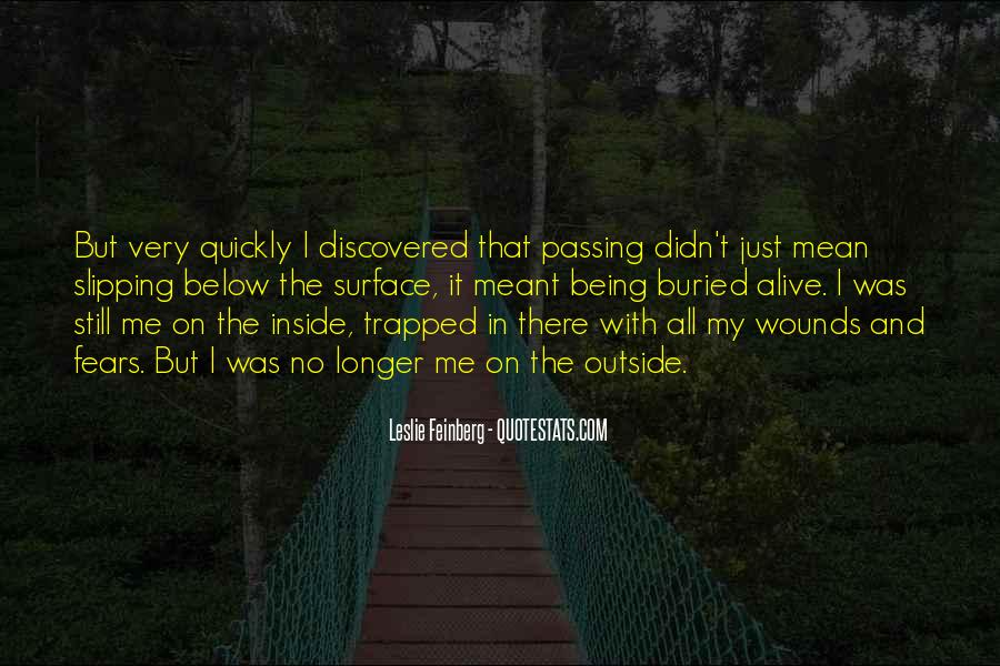 Quotes About Passing It On #308039