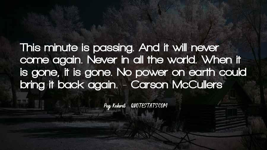 Quotes About Passing It On #370080
