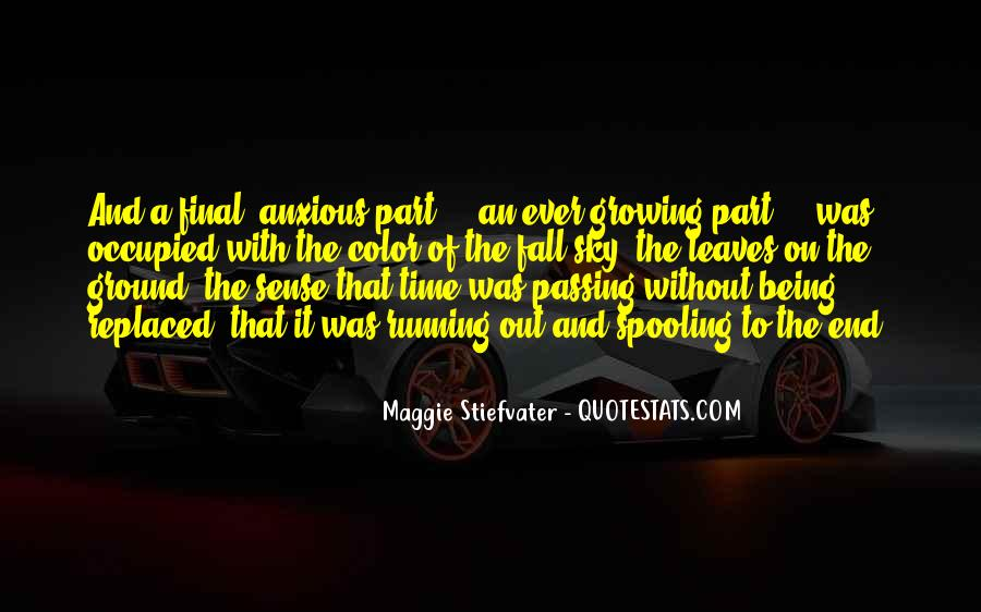Quotes About Passing It On #446167