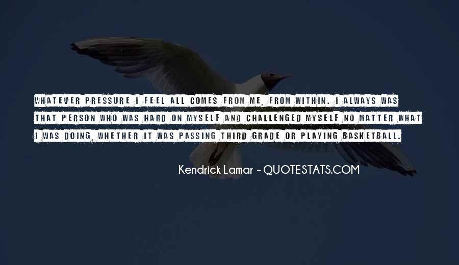 Quotes About Passing It On #617580