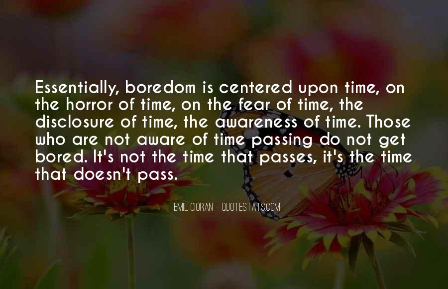 Quotes About Passing It On #729146