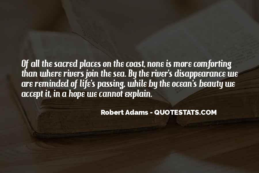 Quotes About Passing It On #942454