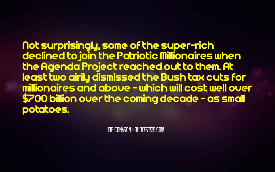 Quotes About The Super Rich #1876282