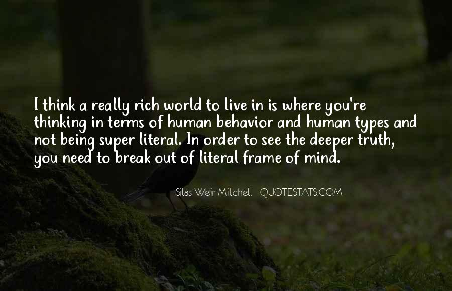 Quotes About The Super Rich #214187