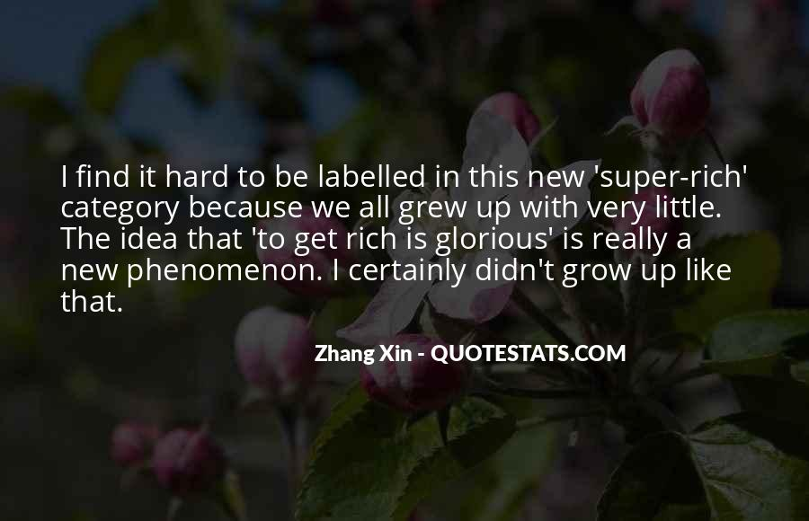 Quotes About The Super Rich #388727
