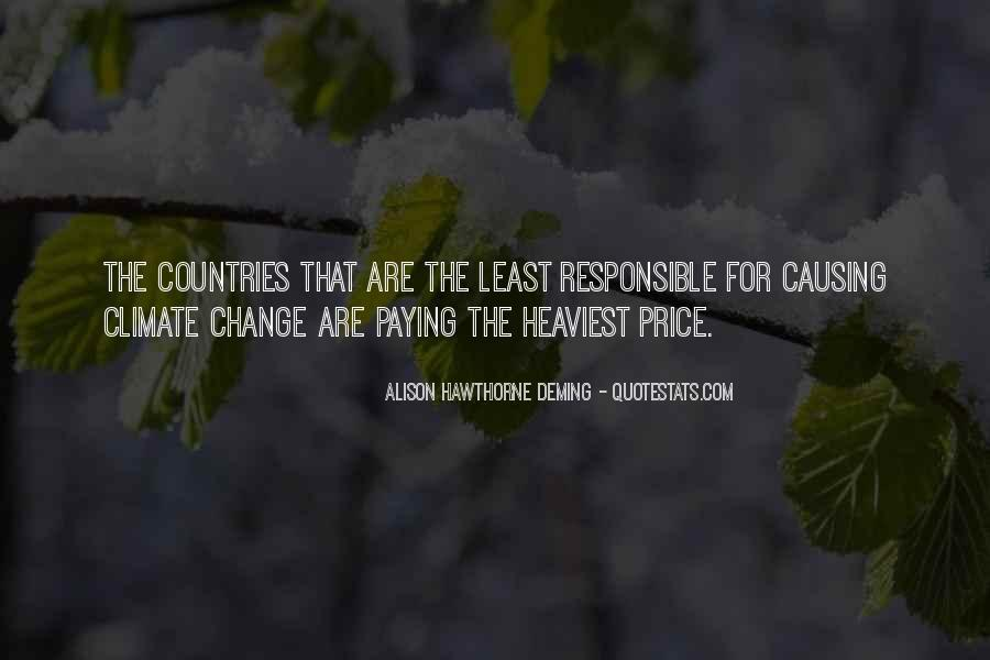 Quotes About Causing Change #1189912