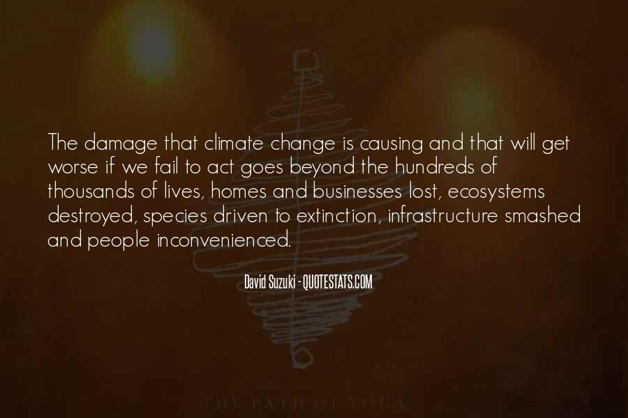 Quotes About Causing Change #376150