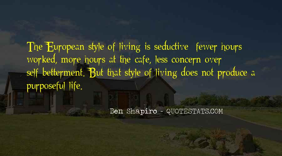 Quotes About Cafe Life #1332441